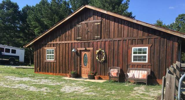 1463 Nichol Creek Drive, Jamestown, TN 38556 (#1134984) :: Billy Houston Group