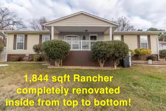 414 Kinzalow Drive, Sweetwater, TN 37874 (#1142679) :: Realty Executives Associates Main Street