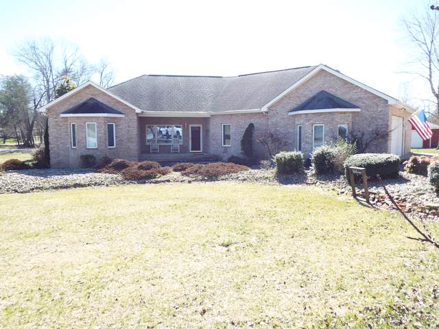 1105 Arrowhead Drive, Crossville, TN 38572 (#1143749) :: The Cook Team