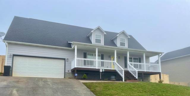 1284 Lori Ellen Court, Sevierville, TN 37876 (#1144244) :: Tennessee Elite Realty