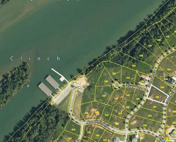 107 Parkberry Rd Lot 190, Oak Ridge, TN 37830 (#1147235) :: Adam Wilson Realty
