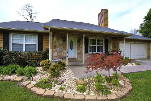 7325 Foxhaven Rd, Knoxville, TN 37918 (#1149102) :: Shannon Foster Boline Group