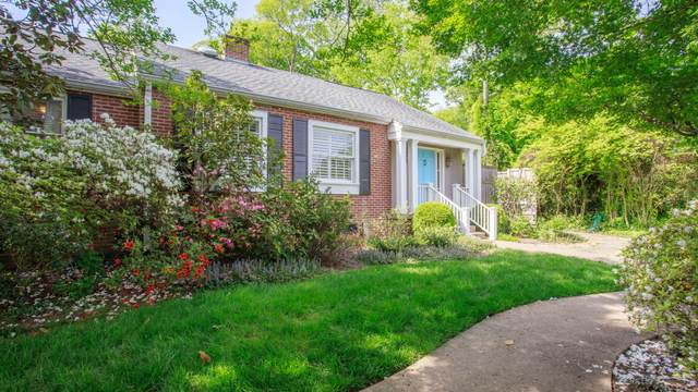 4205 SW Holloway Drive, Knoxville, TN 37919 (#1150394) :: Realty Executives Associates