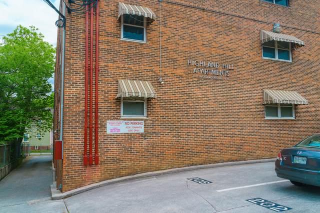 1211 Highland Ave Apt 105, Knoxville, TN 37916 (#1150719) :: Adam Wilson Realty