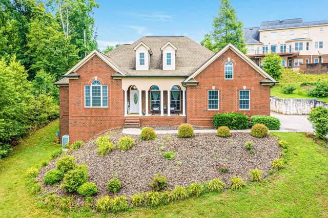 1830 NW Weston Hills Drive, Cleveland, TN 37312 (#1156961) :: Billy Houston Group