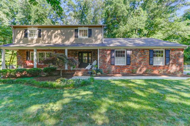329 Russfield Drive, Knoxville, TN 37934 (#1157505) :: JET Real Estate