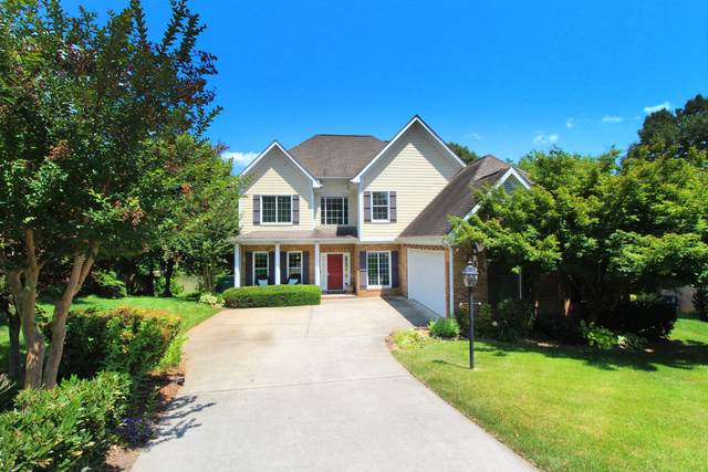 932 Vista Oaks Lane, Knoxville, TN 37919 (#1157587) :: Cindy Kraus Group   Realty Executives Associates