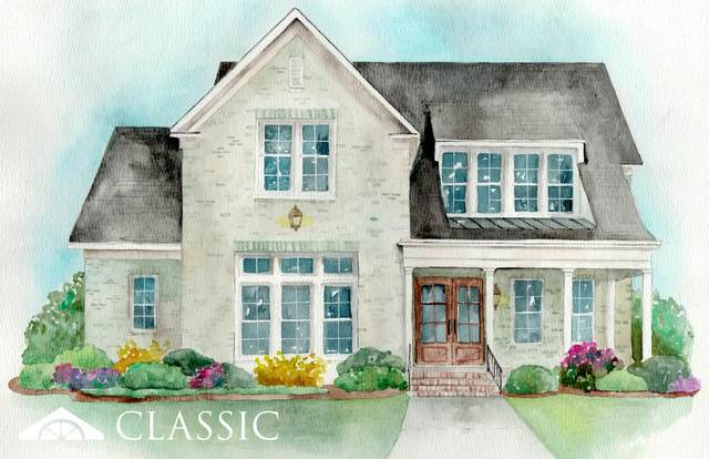 6825 Old Kent Drive, Knoxville, TN 37919 (#1160140) :: Billy Houston Group