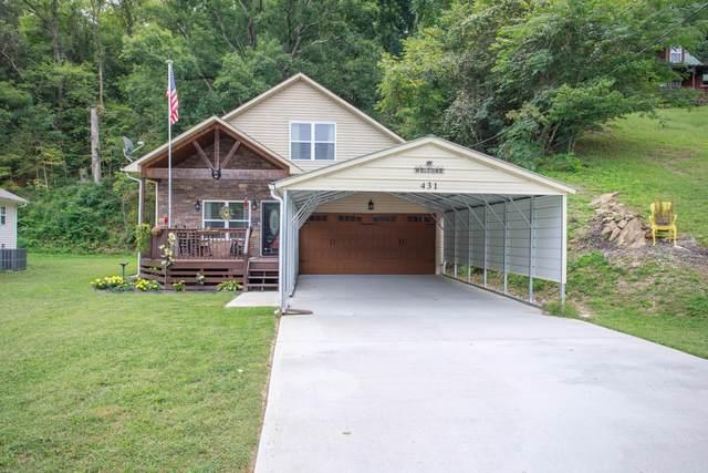431 Hideaway Ridge Circle, Sevierville, TN 37862 (#1163250) :: Catrina Foster Group