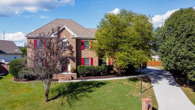 4506 Intrigue Lane, Knoxville, TN 37918 (#1165755) :: JET Real Estate