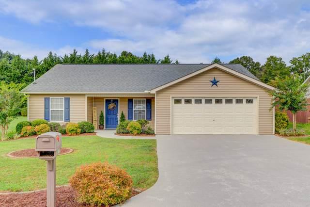 7606 Stonewood Creek Phase 2 Drive, Corryton, TN 37721 (#1166021) :: Realty Executives Associates