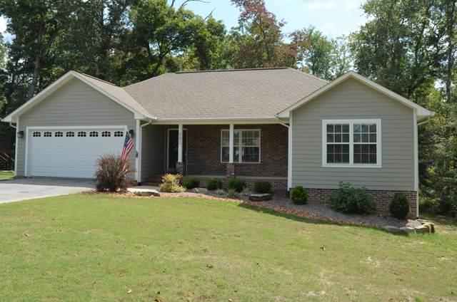 280 E Deer Creek Drive, Crossville, TN 38571 (#1166135) :: Shannon Foster Boline Group