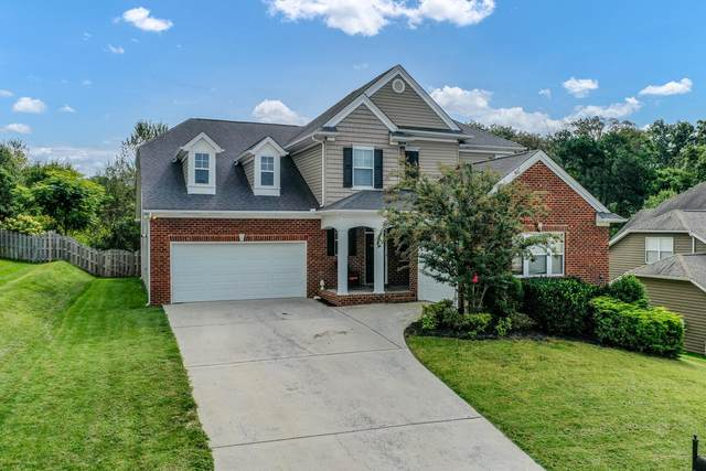 906 Clover Fields Lane, Knoxville, TN 37932 (#1167288) :: Catrina Foster Group