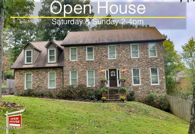 11804 Rebel Pass, Knoxville, TN 37934 (#1170854) :: Tennessee Elite Realty