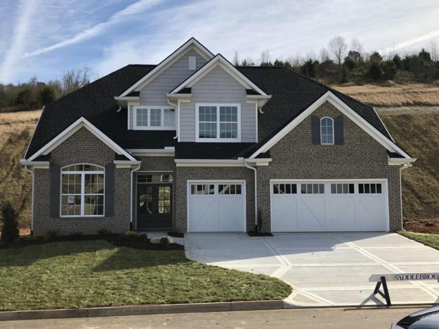 Lot 82 English Ivy Lane, Knoxville, TN 37932 (#1060393) :: Billy Houston Group