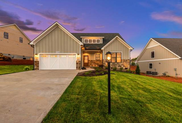538 Simmons View Drive, Seymour, TN 37865 (#1115674) :: The Cook Team
