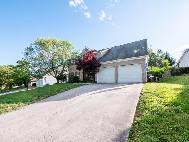 1419 Oak Haven Rd, Knoxville, TN 37932 (#1116336) :: Adam Wilson Realty