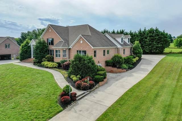 143 Vista Lane, Seymour, TN 37865 (#1117173) :: Adam Wilson Realty