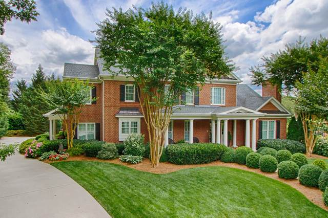 12214 Cotswold Lane, Knoxville, TN 37922 (#1117872) :: Exit Real Estate Professionals Network