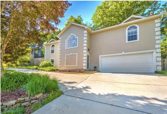 9932 Sierra Vista Lane, Knoxville, TN 37922 (#1125253) :: Venture Real Estate Services, Inc.