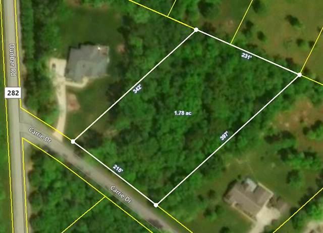Lot 2 Carrie Drive, Crossville, TN 38572 (#1128354) :: Catrina Foster Group
