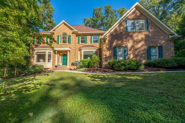 11221 Oak Hollow Rd, Knoxville, TN 37932 (#1131500) :: Realty Executives