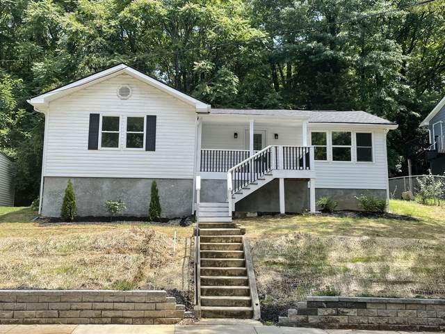 1907 Laurans Ave, Knoxville, TN 37915 (#1160615) :: Cindy Kraus Group | Engel & Völkers Knoxville