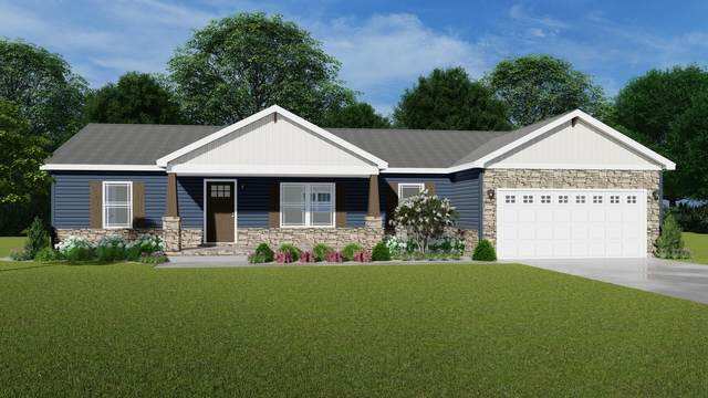 263 Brunswick Drive, harrogate, TN 37752 (#1162959) :: JET Real Estate