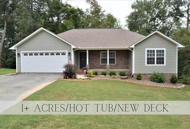 280 E Deer Creek Drive, Crossville, TN 38571 (#1166135) :: A+ Team