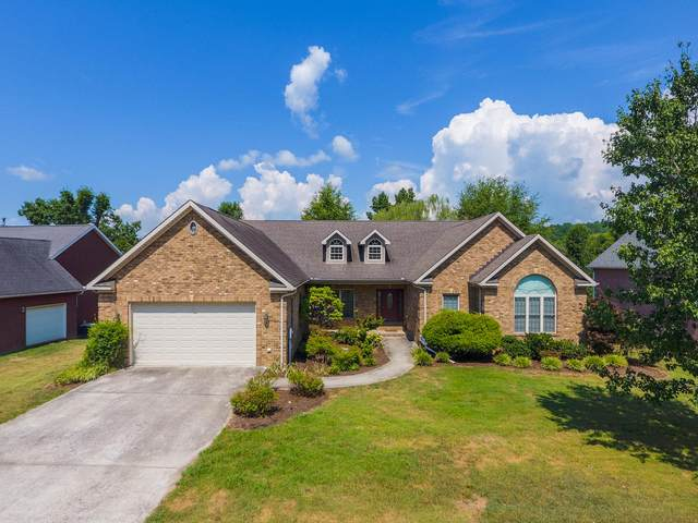 223 Village Way, Kingston, TN 37763 (#1122186) :: Venture Real Estate Services, Inc.