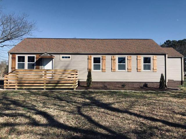 3124 Vera Drive, Knoxville, TN 37917 (#1135905) :: Tennessee Elite Realty