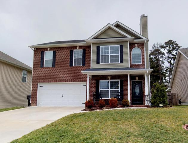 7426 Lucky Clover Lane, Knoxville, TN 37931 (#1067145) :: Billy Houston Group