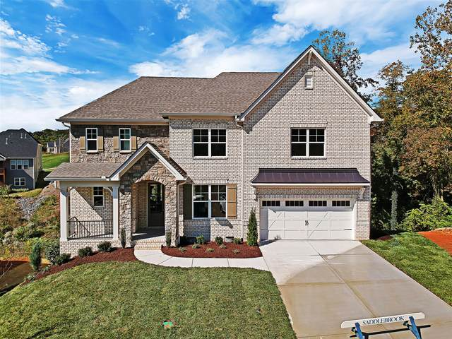 10605 Trulock Lane, Knoxville, TN 37922 (#1122734) :: Shannon Foster Boline Group