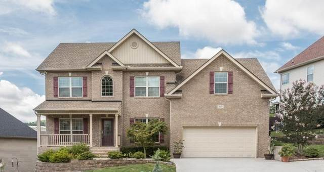 1827 Autumn Bluff Rd, Knoxville, TN 37932 (#1123398) :: Realty Executives