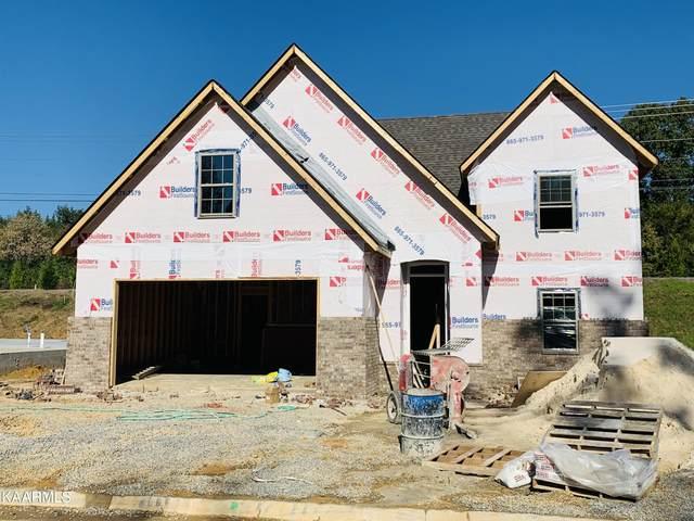 8407 Sand Trap Lane, Knoxville, TN 37923 (#1168515) :: Realty Executives Associates