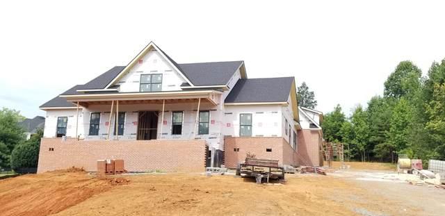 607 Fox Dale Lane #7, Knoxville, TN 37934 (#1113446) :: Venture Real Estate Services, Inc.