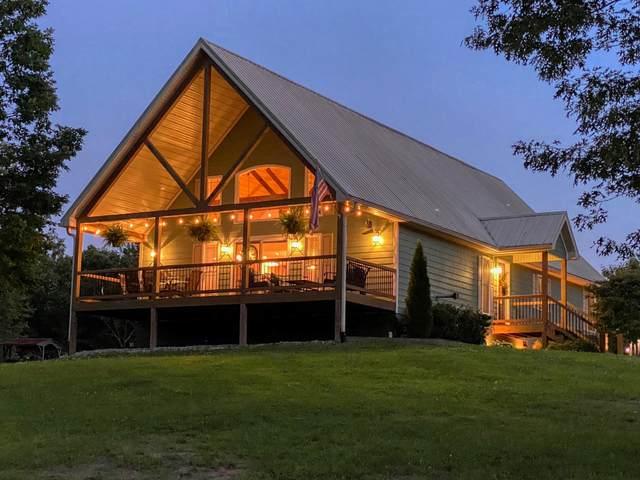 930 Spruce Creek Drive, Jamestown, TN 38556 (#1122590) :: Realty Executives