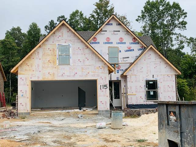 9326 Sandy Springs Lane, Knoxville, TN 37922 (#1159651) :: Billy Houston Group