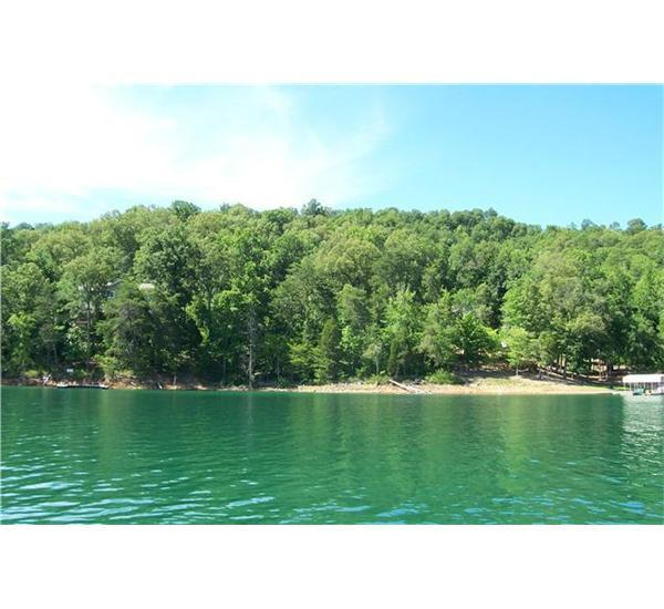 Lot 8 Parsons Shores, Sharps Chapel, TN 37866 (#1009621) :: Billy Houston Group