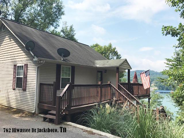 762 Hiwassee Drive, Jacksboro, TN 37757 (#1017487) :: Billy Houston Group