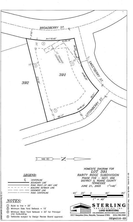 100 Littonberry St Lot 398, Oak Ridge, TN 37830 (#1020331) :: Billy Houston Group