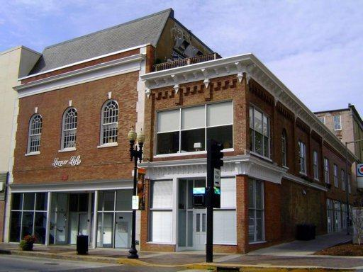 405 S Gay St, Knoxville, TN 37902 (#1023207) :: Billy Houston Group