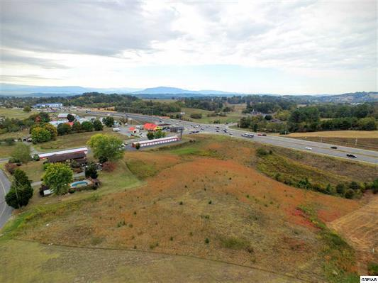 Parcel 184 Winfield Dunn Pkwy, Kodak, TN 37764 (#1023873) :: The Terrell Team
