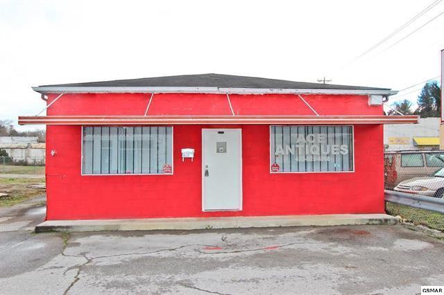 116 N Jefferson Ave, Newport, TN 37821 (#1024188) :: SMOKY's Real Estate LLC