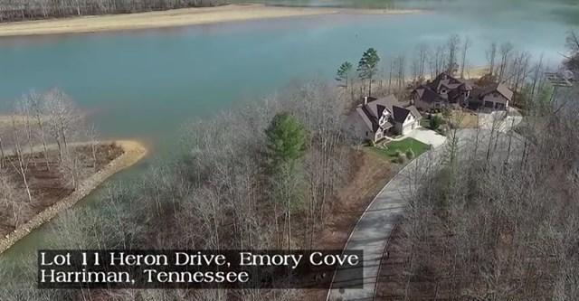 Lot 11 Herron Dr., Harriman, TN 37748 (#1027771) :: Billy Houston Group