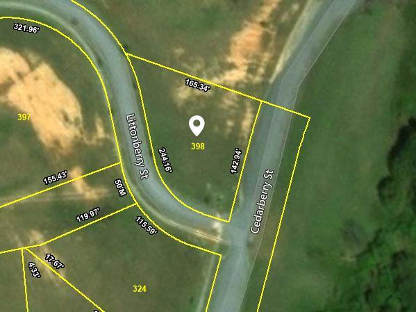 100 Littonberry St Lot 398, Oak Ridge, TN 37830 (#1033794) :: Billy Houston Group