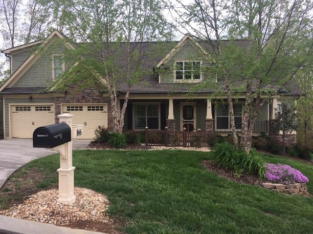 146 NW Timber Lake Drive, Cleveland, TN 37312 (#1039168) :: Billy Houston Group