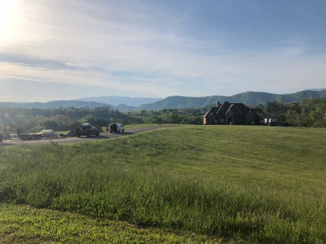Lot 18 Ledgend View Court, Sevierville, TN 37862 (#1040280) :: Billy Houston Group