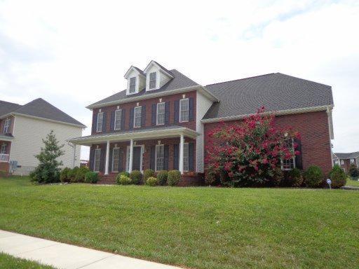 5527 Cornsilk Drive, Knoxville, TN 37918 (#1042906) :: Billy Houston Group