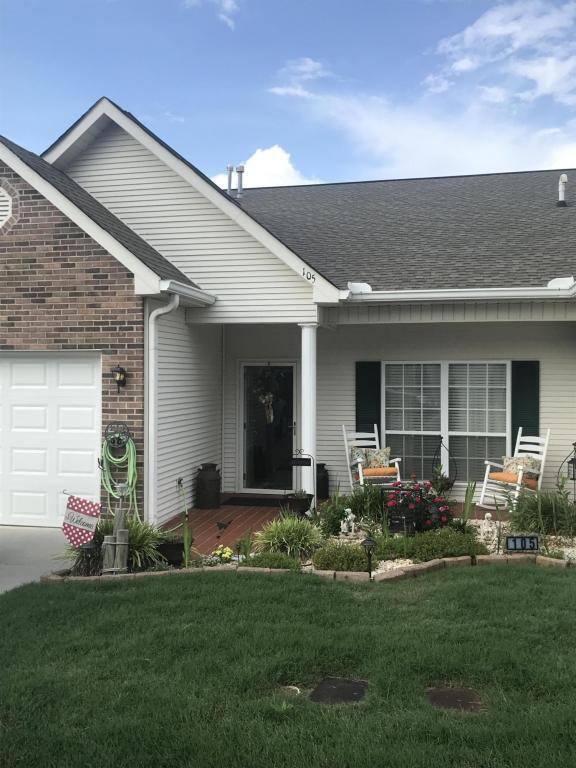 105 Willington Place, Loudon, TN 37774 (#1043237) :: Shannon Foster Boline Group